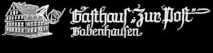 Gasthaus Post Babenhausen